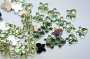 Wedding table decorations Apple Butterfly Diamantes